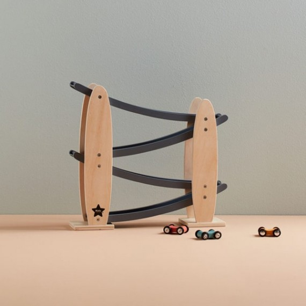 Car track natural/grey AIDEN