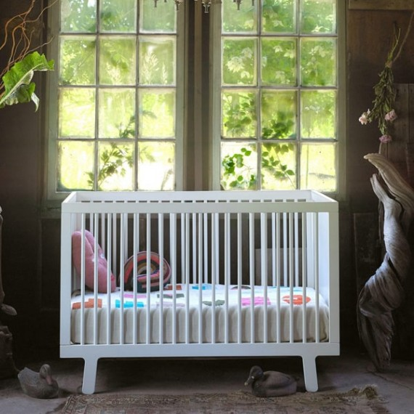 Sparrow Crib | Finishes