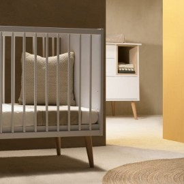 Cocoon Bed 120*60   Finishes