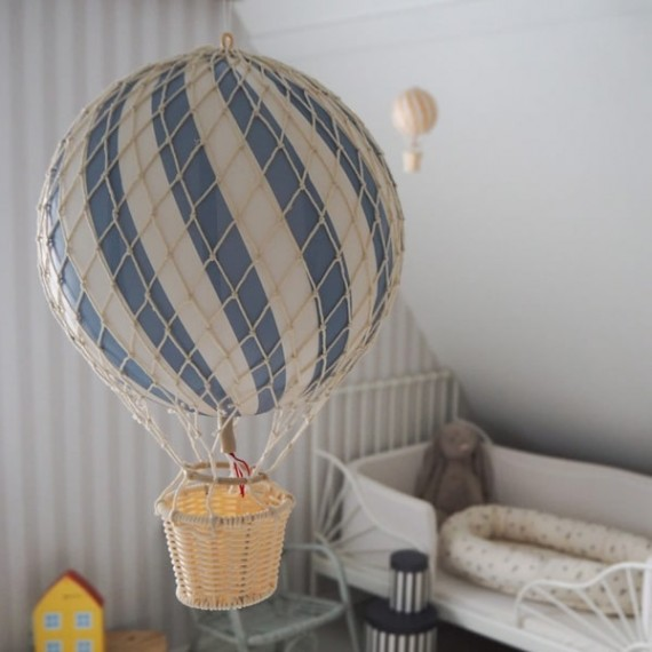 Air balloon Blue