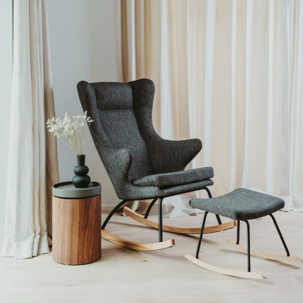 Adult rocking chair DE LUXE   Colors