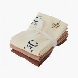 Muslin Cloth, 3 Pack | Panda