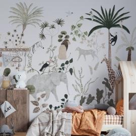 Jungle Dreams Mural
