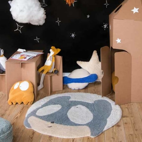 Woolable Astromouse Rug