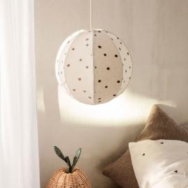 Pantalla Textil Dots