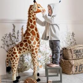 Standing Giraffe Stuffed Animal