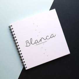 Libro de Firmas de Comunión | Gris