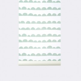 Papel Pintado Half Moon | Mint