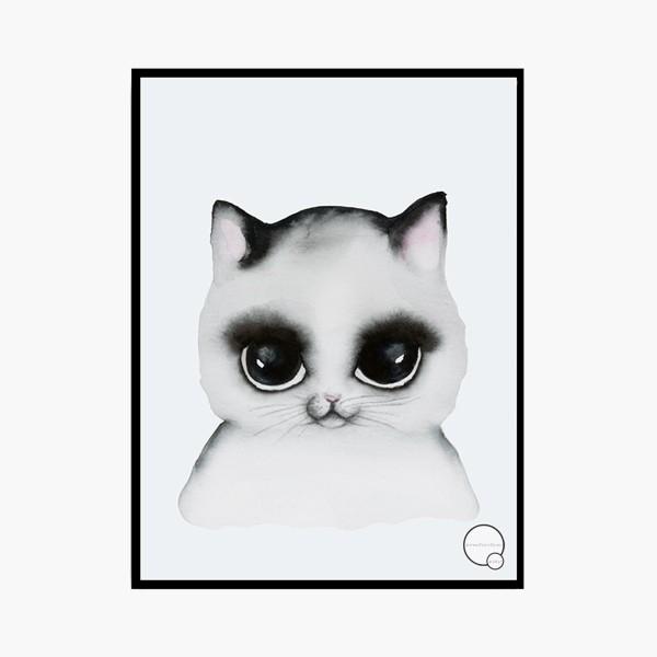 Ilustración Cat