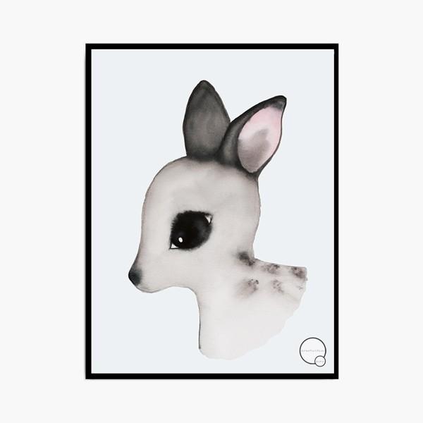 Ilustración Deer