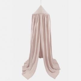 Linen Canopy | Powder Pink