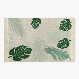 Alfombra Tropical Green