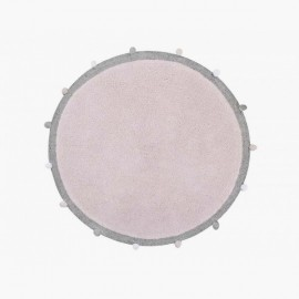 Alfombra Bubbly Soft Pink