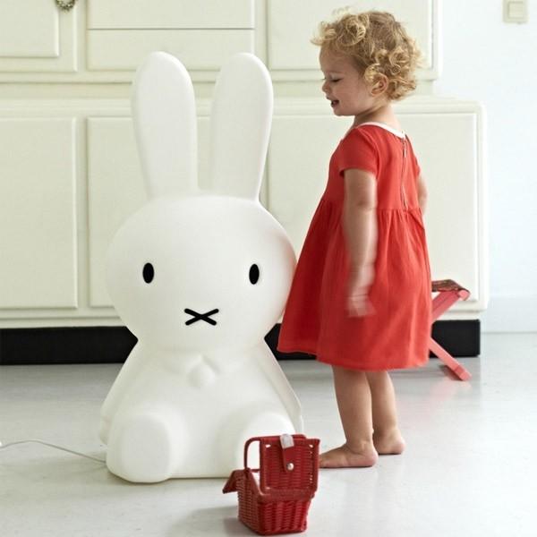 habitaciones infantiles para Lámpara Miffy decorar 0kXNOPZ8nw