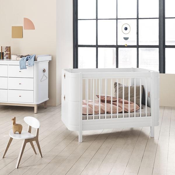 Cuna Wood Mini + by Oliver Furniture