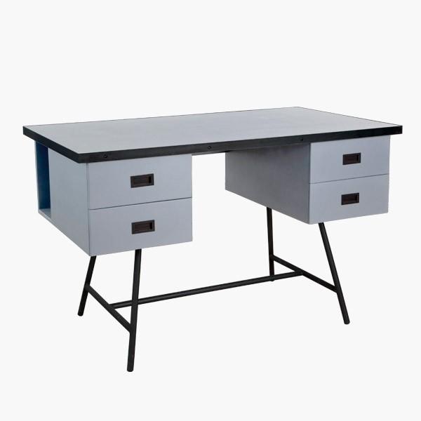 Mesa de escritorio juvenil laurette muebles industriales - Sillas escritorio juvenil ...