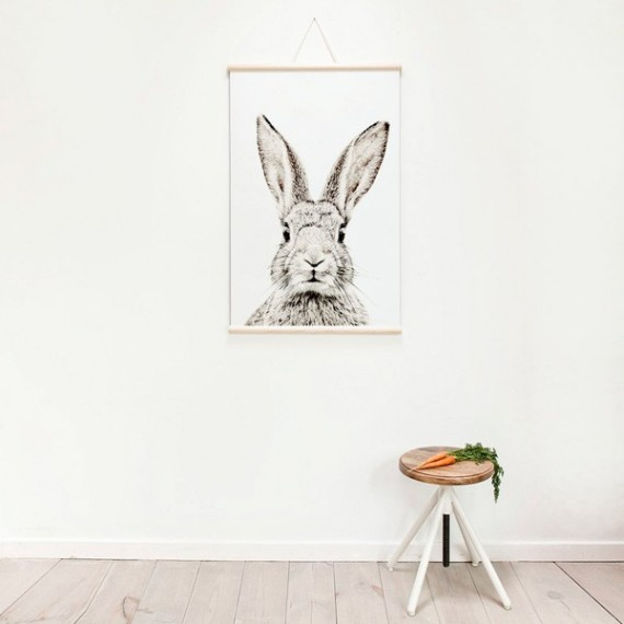 Poster magnético Rabbit