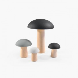 Champignons de Paris | Black