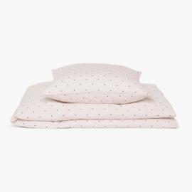 9010194ccaa Funda Nórdica Cama Dot rosa- Liewood. Ropa de cama estilo nórdico niños
