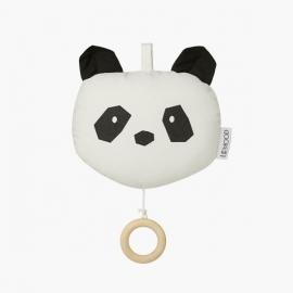 Móvil músical Panda