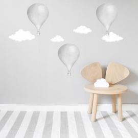 Vinilo Ballons Grey