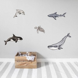Ocean Friends Wall stickers