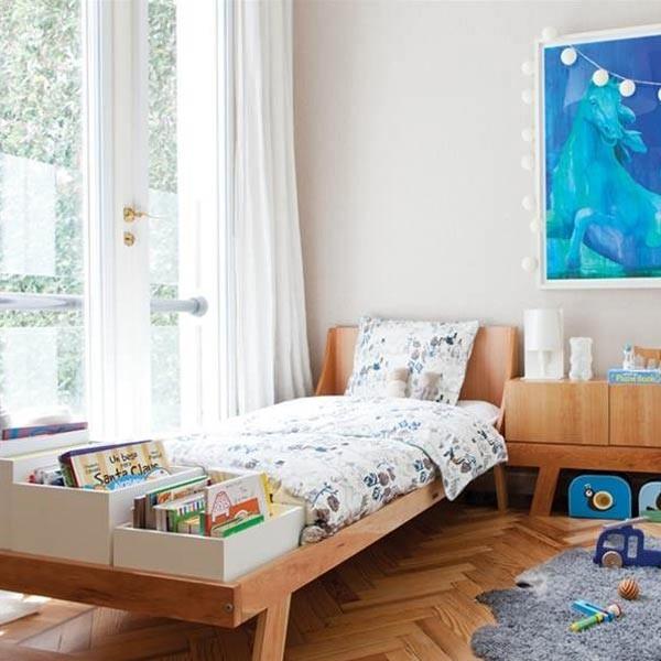 Cama nido 90 cm krethaus cama de estilo n rdico para - Cama estilo nordico ...