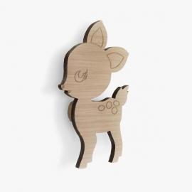 Bambine Hook | Oak