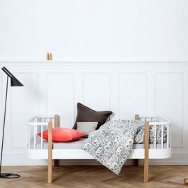 Cama Junior Wood Natural