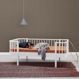 Cama Nido Wood Junior | Blanca