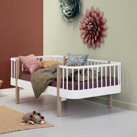 WOOD JUNIOR DAYBED