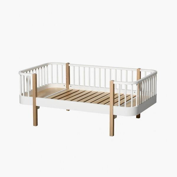 Cama nido wood junior oliver furniture camas de dise o - Camas nido diseno ...