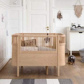 Sebra Bed, Baby & Jr | Wooden