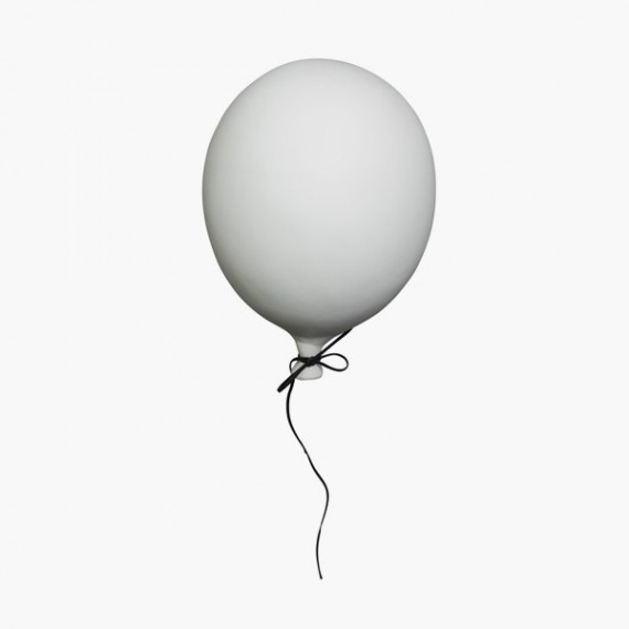 Globo decorativo | White