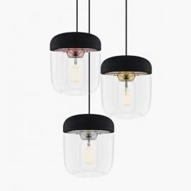 Lámpara Acorn | Negro