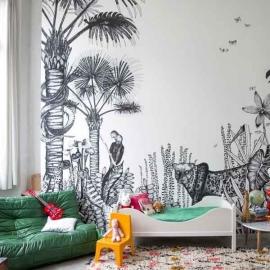 Mural Papel pintado The Wild