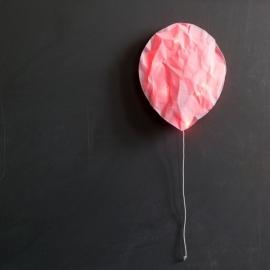 Lámpara Ballon | Rosa