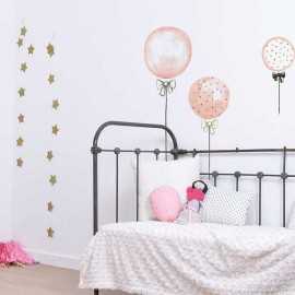 BALLOONS WALL STICKERS