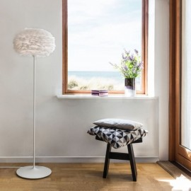 Eos White floor lamp