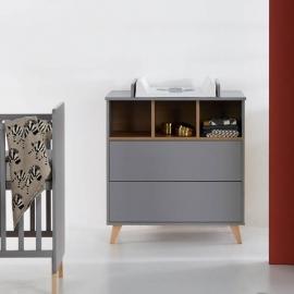 Loft Chest - Grey