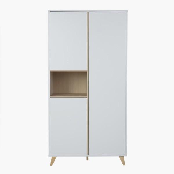 Loft Wardrobe - White
