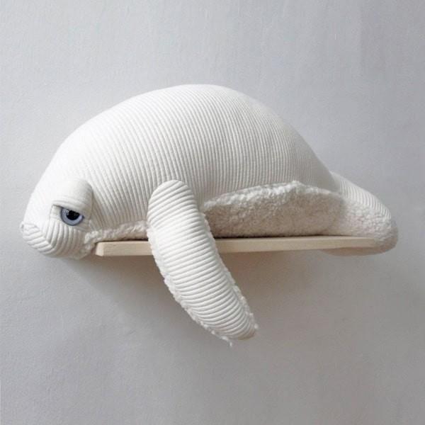 Albino Manatee