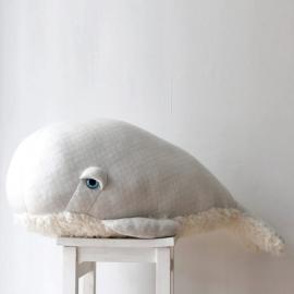 Albino Whale Bubble