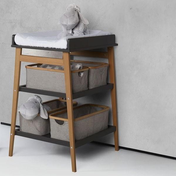 Mueble cambiador hip quax muebles cambiadores para - Mueble cambiador bebe ...
