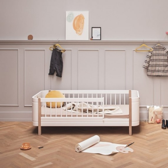 Cama Junior Mini+ Oak