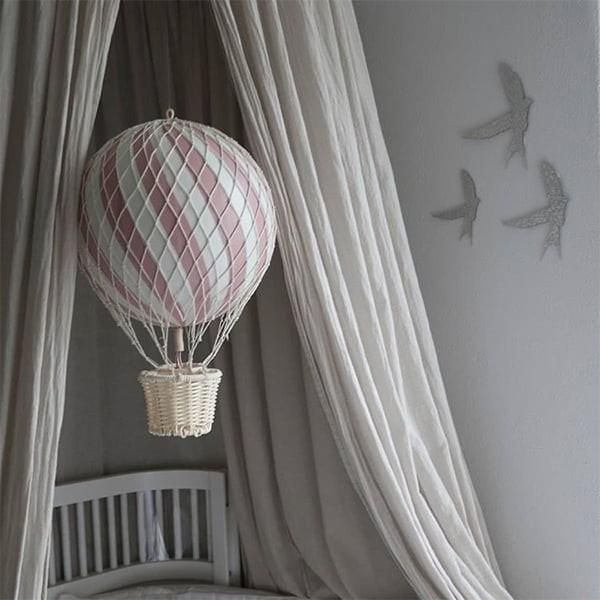 Air Balloon Mobile | Rose