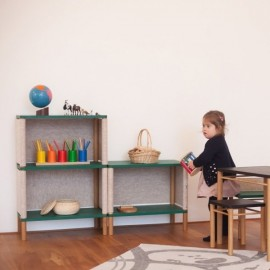 Teo Bookshelf Montessori Inspired