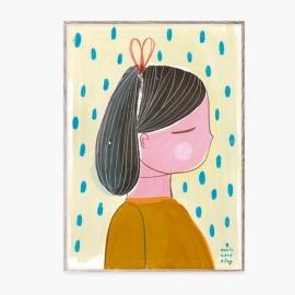 Girl 1 Illustration