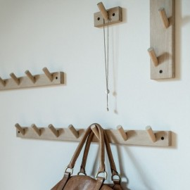 Wooden hook rack | Sizes