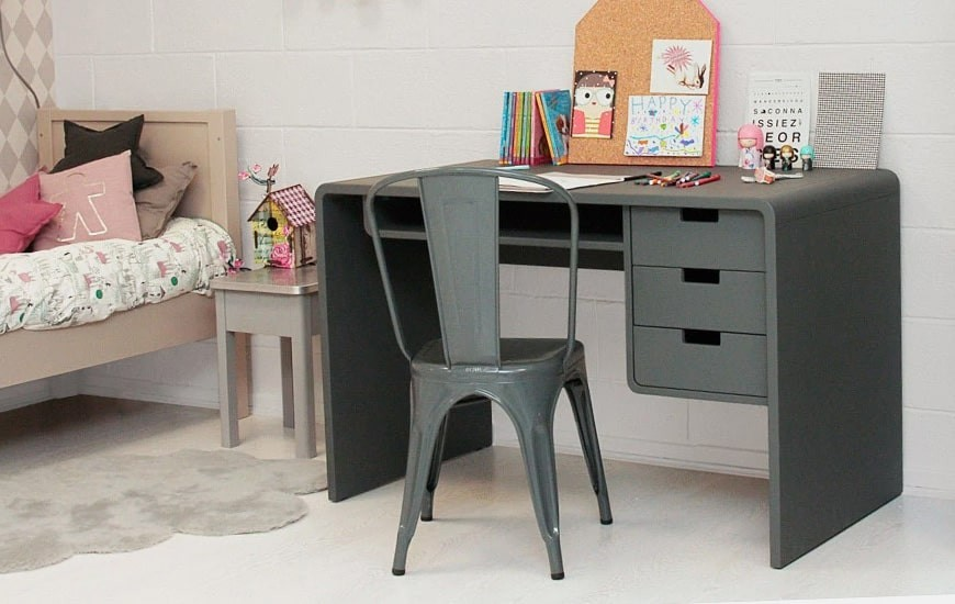 Desks - Chairs
